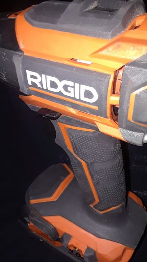 RIDGID 18V GEN5X Driver! With Battery only! for Sale in Orlando, FL
