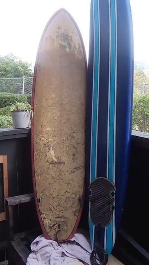 Two great condition surfboards for Sale in Solana Beach, CA