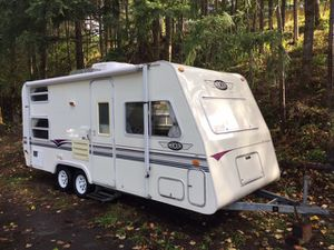 1998 Aerolite 21RBH bunkhouse camper trailer for Sale in Roy, WA