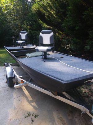 14ft FLAT Bottom for Sale in Snellville, GA