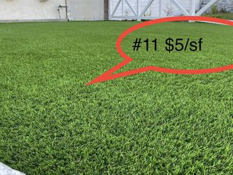 Artificial Grass $5/sf With Installation for Sale in Chino,  CA