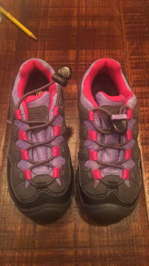 Girls Keen Hiking Boots size 12 for Sale in Raleigh, NC