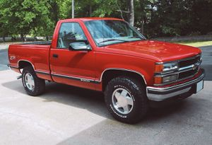 By owner98 Chevy Silverado very good!! for Sale in Odessa, TX