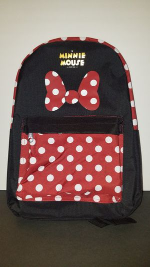 Disney Minnie Mouse backpack for Sale in Irwindale, CA