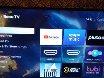 Tcl 55 Inch Roku Tv for Sale in Wauchula,  FL
