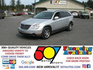 2007 Chrysler Pacifica Stock #3918 for Sale in Yelm, WA