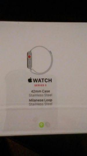 Apple watch series 3 for Sale in Salt Lake City, UT