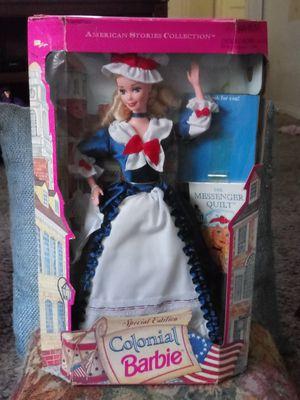 Colonial barbie for Sale in Dallas, TX