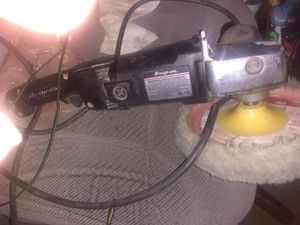 Snap on variable speed buffer for Sale in Columbus, MS
