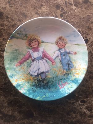 Collectors plate for Sale in Abilene, TX