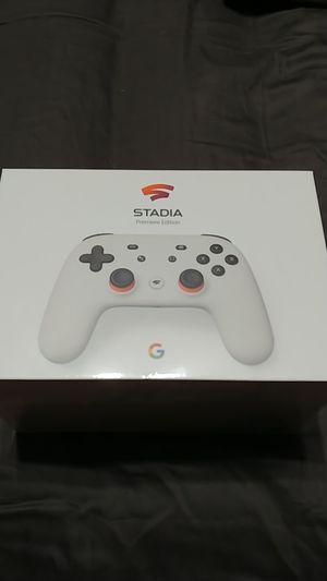 Google Stadia Sealed New Controller and 4K Chromecast for Sale in Tucson, AZ