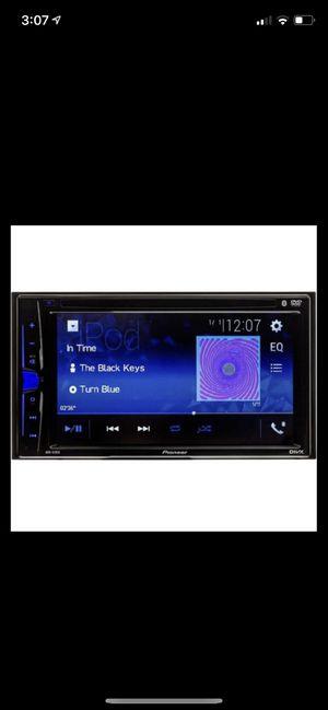 Pioneer AVH-211EX DVD RDS AV RECEIVER RADIO for Sale in Rancho Cucamonga, CA