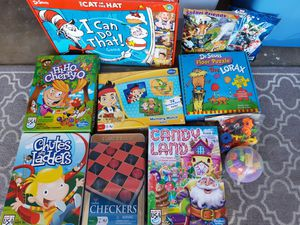 Games and puzzles for Sale in Lakewood, CA