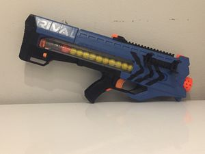 Rival electric nerf gun blue MXV-1200 for Sale in Delray Beach, FL