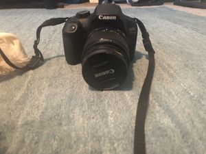 Cannon eos rebel t6 for Sale in Henderson, NV