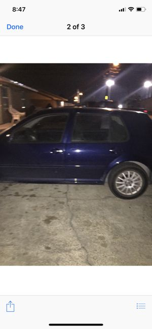 2005 volks wagon 187 miles $1300 for Sale in Panama City, FL