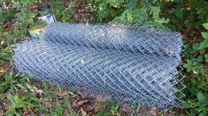 2 Rolls of Chain Link for Fencing for Sale in Colliers, WV