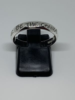 Silver ring unisex for Sale in Whittier, CA