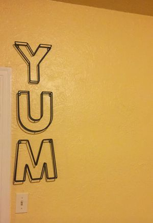 Metal letters for Sale in Pittsburgh, PA