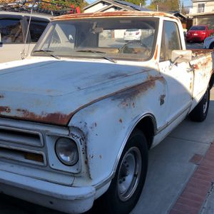 1967 Chevrolet C-20 for Sale in Sunnyvale, CA