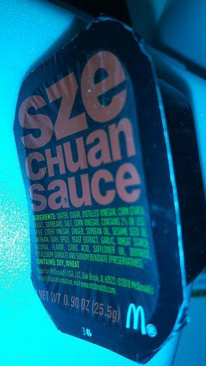 Szechuan sauce for Sale in San Diego, CA