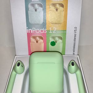 GREEN i12 Mini EarPods for Sale in Norco, CA