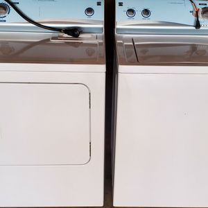 Washer Top Load & Dryer Electric for Sale in Rancho Santa Margarita, CA