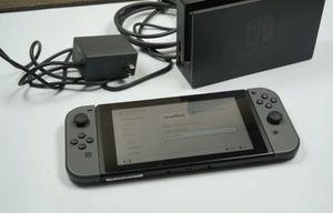Nintendo switch for Sale in Bunker Hill, KS
