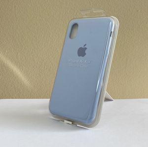 iPhone X/Xs Silicone Case - LIGHT BLUE COLOR for Sale in North Miami Beach, FL