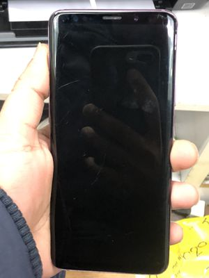 Samsung Galaxy s9+ 64GB unlocked for Sale in The Bronx, NY