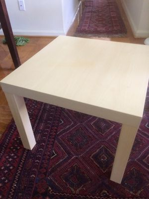 IKEA lack tables (end tables 2) for Sale in DC, US