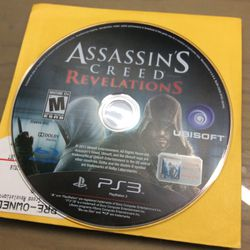 Ps3 Assassins Creed Revelations for Sale in Hialeah,  FL