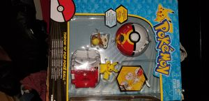 Pokemon Throw Poke Ball NEW IN BOX for Sale in Lakeland, FL