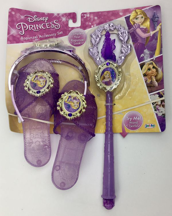 New Disney Princess Rapunzel Accessory Set (Tarpon Springs)