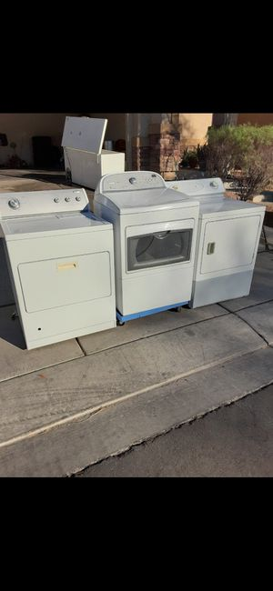 3 Dryers for Sale in North Las Vegas, NV