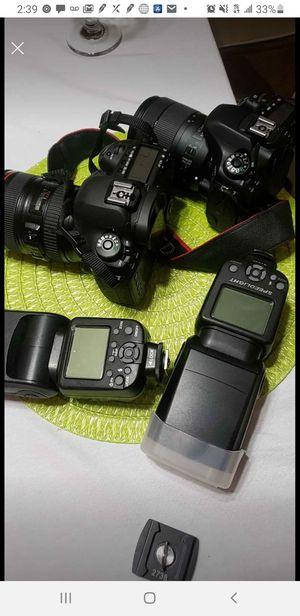 Canon 80D for Sale in Glenarden, MD