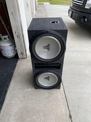 """JL Audio 13.5"""" Subs for Sale in Los Angeles, CA"""