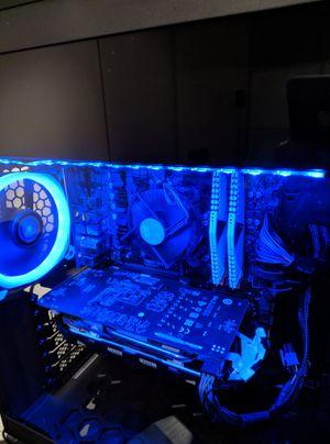 CyberPowerPC Gaming Xtreme Desktop PC , i7-8700, GTX 1060 6GB , 16GB DDR4, 240GB SSD + 1TB for Sale in Alexandria, VA