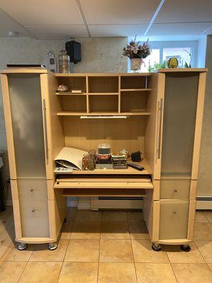 IKEA home office desk for Sale in Edgewater, NJ