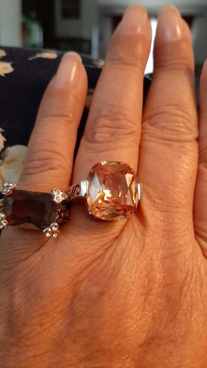 2 rings one size 5 and other size 7 for Sale in Lehigh Acres, FL
