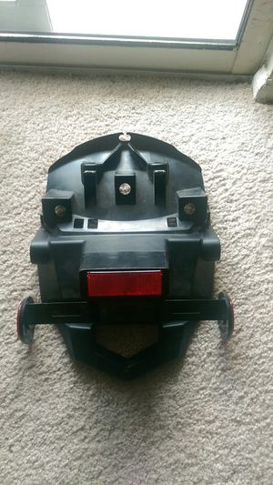 Motorcycle accessory part rear for Sale in Centreville, VA