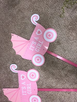 Baby shower signs for Sale in Lancaster, OH