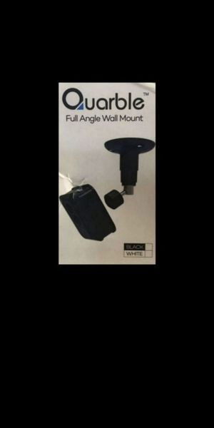 NEW. Full Angle Wall Mounts. 3 Pack. for Sale in Norco, CA