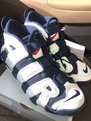 nike uptempo size 9 for Sale in Burtonsville, MD