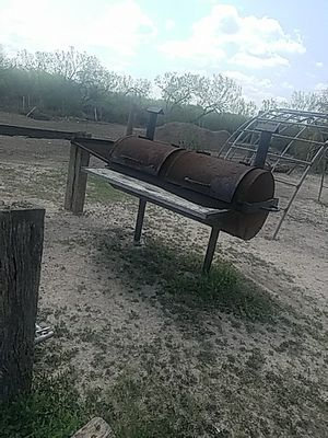 Huge Barbecue Pit for Sale in Humble, TX