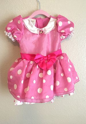 Minnie Mouse dress/ Costume for Sale in Fontana, CA