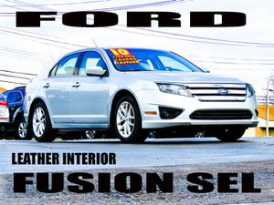 2010 FORD FUSION for Sale in Warren, MI