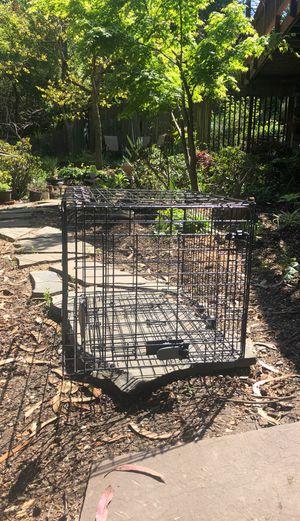 Dog Crate - small dog $20 obo Tilden Park for Sale in Berkeley, CA