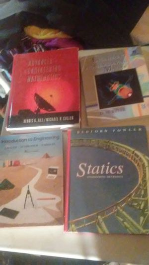 College books (mathematics and engineering) ) for Sale in Salt Lake City, UT