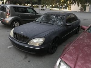 2000 MERCEDES S500 PARTS for Sale in San Diego, CA